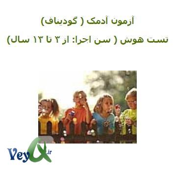Image result for ‫تست هوش آدمک‬‎