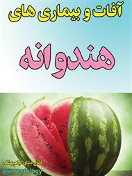دانلود کتاب آفات و بیماری های هندوانه