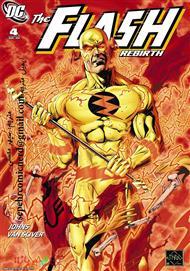 دانلود کمیک Flash-Rebirth - قسمت چهارم