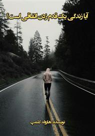 دانلود کتاب آیا زندگی یک قدم زدن اتفاقی است؟