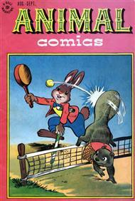 دانلود کتاب Animal Comics - 22