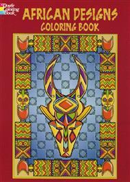دانلود کتاب مجموعه طرح های آفریقایی - African Design