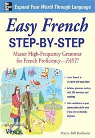 دانلود کتاب آموزش گام به گام زبان فرانسه - Easy French Step by Step