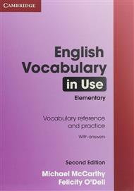 دانلود کتاب لغات سطح ابتدایی english vocabulary in use