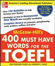 دانلود کتاب Toefl 400 Must have words