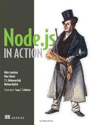 دانلود کتاب Node.js in Action
