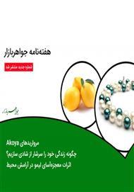 دانلود مجله تخصصی جواهرات - 27 خرداد 96