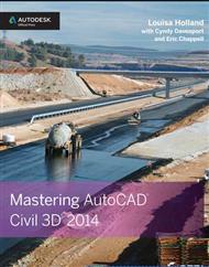 دانلود کتاب آموزش نرم افزار Civil 3D