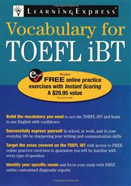دانلود کتاب واژگان و لغات ضروری برای تافل اینترنتی (Vocabulary for TOEFL iBT)