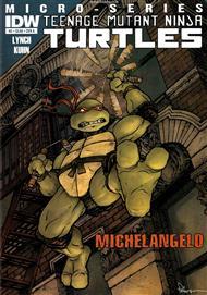 دانلود کتاب کمیک لاکپشت های نینجا - قسمت دوم