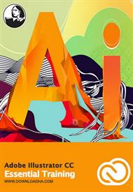 دانلود کتاب آموزش نرم افزار ادوبی ایلاستریتر - Illustrator