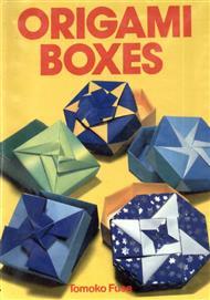 دانلود کتاب آموزش ساخت جعبه های اوریگامی - Origami Boxes
