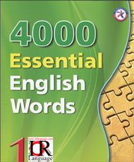 دانلود کتاب 4000 Essential English Words