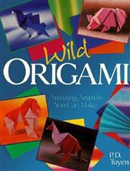 دانلود کتاب آموزش ساخت اوریگامی حیوانات (Wild Origami)