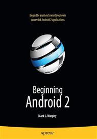 دانلود کتاب آموزش برنامه نویسی سیستم عامل آندروید - Beginning Android 2