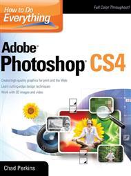 دانلود کتاب همه چیز در مورد فتوشاپ - Everything Adobe Photoshop CS4