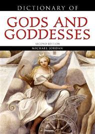 دانلود کتاب دیکشنری خدایان و الهه ها (Gods and Goddesses)