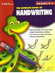 دانلود کتاب کامل خوشنویسی انگلیسی (The Complete Book of Handwriting)