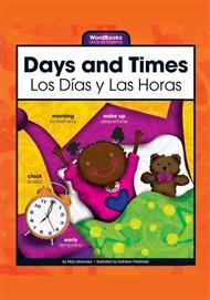 دانلود کتاب واژه نامه کودکان - روزها و زمانها