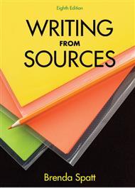 دانلود کتاب نوشتن از روی منایع Writing from Sources