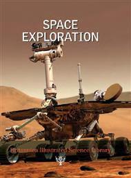 دانلود کتاب دایرة المعارف مصور بریتانیکا: اکتشافات فضایی