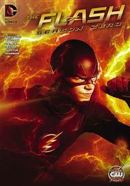 دانلود کمیک The Flash Season Zero قسمت چهارم