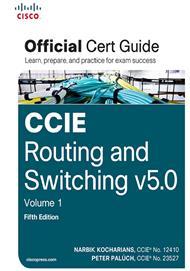 دانلود کتاب آموزش سیسکو (Part1 - CCIE Routing and Switching)