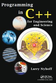 دانلود کتاب Programming in C++ for Engineering and Science