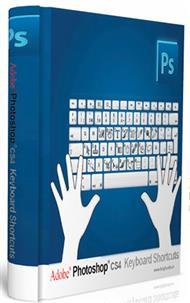 دانلود کتاب کلیدهای میانبر در فتوشاپ CS4