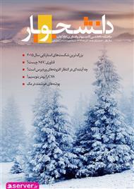 دانلود ماهنامه تخصصی کامپیوتر و فناوری اطلاعات دانشجویار - شماره 11