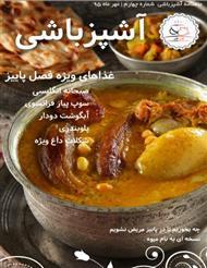دانلود مجله آشپزباشی - شماره 4