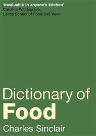 دانلود کتاب دیکشنری غذاها (Dictionary of food)