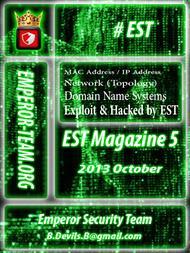 دانلود مجله هک و امنیت گروه امپراطور - شماره 5