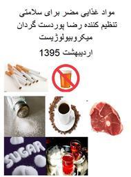 دانلود کتاب مواد مضر برای سلامتی