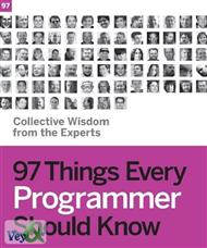 دانلود کتاب ۹۷ نکته که هر برنامه نویسی باید بداند