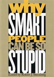 دانلود کتاب چرا افراد باهوش می توانند بسیار احمق باشند؟