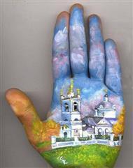 دانلود کتاب نقاشی های کف دست