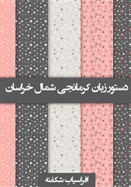 دانلود کتاب دستور زبان کرمانجی شمال خراسان