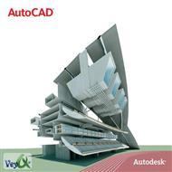 دانلود کتاب آموزش نرم افزار اتوکد سه بعدی 2011