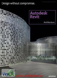 دانلود کتاب آموزش جامع و گام به گام نرم افزار Autodesk Revit Architecture