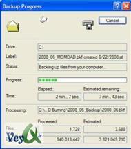 دانلود کتاب آموزش ابزار Backup در ویندوز XP