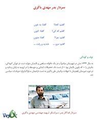 دانلود کتاب سردار بدر مهدی باکری