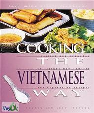دانلود کتاب آموزش آشپزی به سبک ویتنامی- Cooking the Vietnamese Way