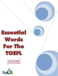 دانلود کتاب لغات انگلیسی Essential Word For The Toefl
