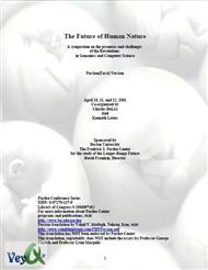 دانلود کتاب آینده طبیعت انسان