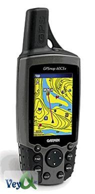 دانلود کتاب آموزش استفاده از  GPS MAP60CSX