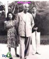 دانلود کتاب همسران رضا شاه