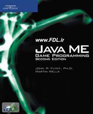دانلود کتاب آموزش ساخت بازی موبایل تحت جاوا - Java ME Game Programming