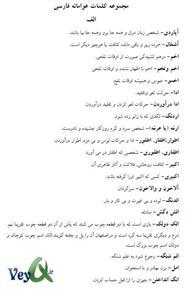 دانلود کتاب مجموعه کلمات عوامانه فارسی