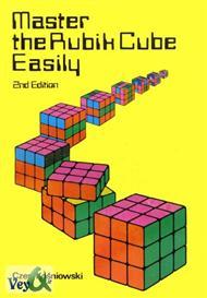 دانلود کتاب آموزش حل مکعب روبیک - Master the Rubik Cube Easily